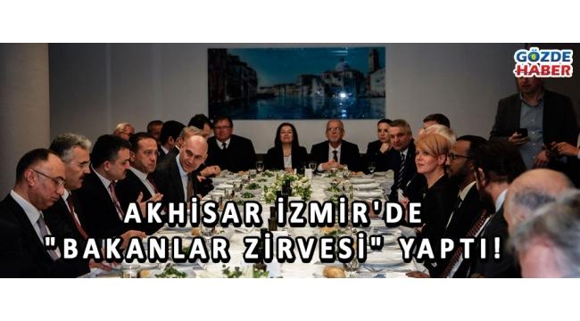 Akhisar İzmir'de