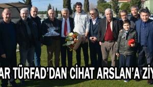 Akhisar TÜRFAD'dan Cihat Arslan'a Ziyaret !
