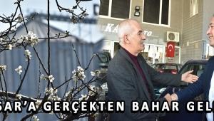 AKHİSAR'A GERÇEKTEN BAHAR GELEÇEK!