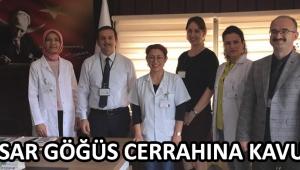 Akhisar Göğüs Cerrahına Kavuştu