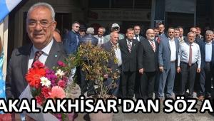Aksakal Akhisar'dan Söz Aldı !