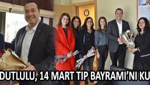BESİM DUTLULU, 14 MART TIP BAYRAMI'NI KUTLADI !