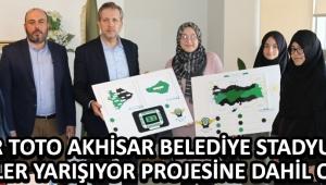 Spor Toto Akhisar Belediye Stadyumu İyilikler Yarışıyor Projesine dahil oldu !