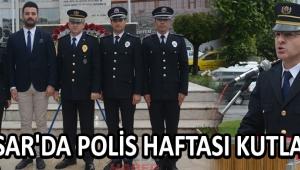 Akhisar'da Polis Haftası Kutlandı !