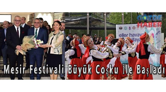 Mesir Festivali Büyük Coşku İle Başladı