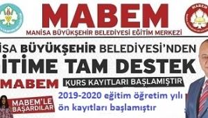15 MAYIS MABEM YKS-LGS ÖN KAYITLARI İÇİN SON GÜN !!!!