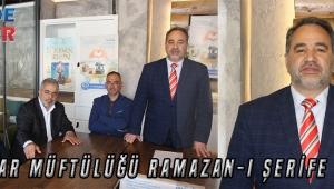 AKHİSAR MÜFTÜLÜĞÜ RAMAZAN-I ŞERİFE HAZIR