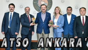 ATSO ANKARA'DA