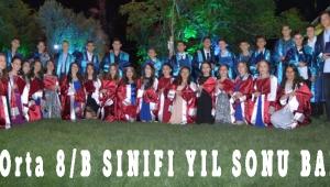 Ülkü Orta 8/B SINIFI YIL SONU BALOSU!