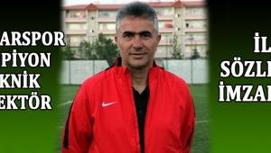 Akhisarspor Şampiyon Teknik Direktör İle Sözleşme İmzaladı !