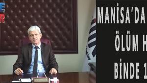 MANİSA'DA BEBEK ÖLÜM HIZI BİNDE 11,3