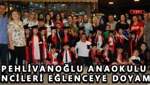 Pehlivanoğlu Anaokulu Öğrencileri Eğlenceye Doyamadı !