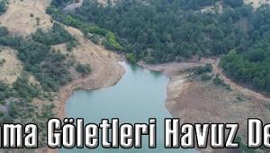 Sulama Göletleri Havuz Değil Canınızdan Olmayın!!
