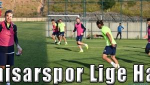Akhisarspor Lige Hazır