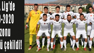 TFF 1. Lig'de 2019-2020 sezonu fikstürü çekildi!