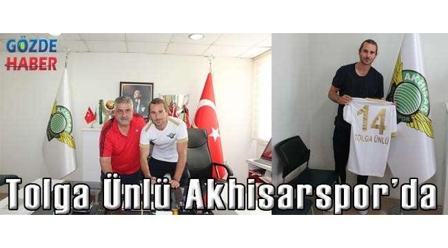 Tolga Ünlü Akhisarspor'da Haber Merkezi Detaylar birazdan...