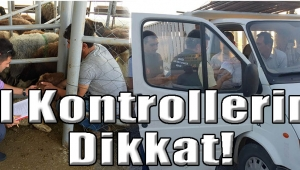 Yol Kontrollerine Dikkat!
