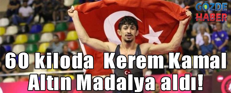 Kerem Kamal, Dünya Gençler Güreş Şampiyonası grekoromen stil 60 kiloda Ermeni rakibini 7-2 yendi ve altın madalya aldı. Bu güzel haberin ardından birçok kişi Kamal'ı internette araştırmaya başladı. Peki Kamal kimdir? Detaylar haberimizde.