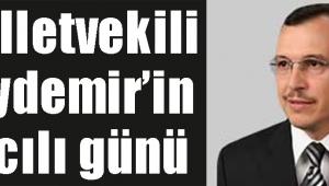 Milletvekili Aydemir'in acılı günü