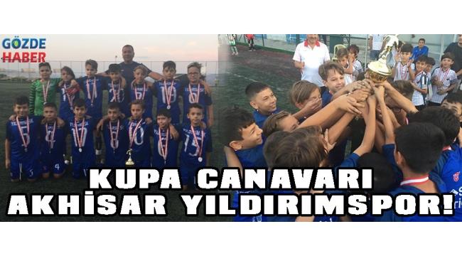 Kupa Canavarı Akhisar Yıldırımspor!
