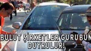 KARABULUT ŞİRKETLER GURUBUN'DAN DUYRULUR