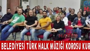 Akhisar Belediyesi Türk Halk Müziği Korosu kuruluyor