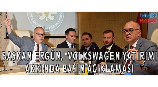 Başkan Ergün,