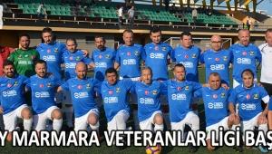 Güney Marmara Veteranlar Ligi Başladı