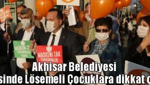Akhisar Belediyesi Meclisinde Lösemeli Çocuklara dikkat çekildi
