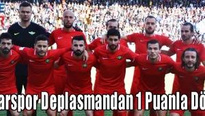 FF 1. Lig 11.hafta maçında Akhisarspor, konuk olduğu BB Erzurumspor ile golsüz berabere kaldı.