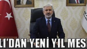 HIZLI'DAN YENİ YIL MESEJI!