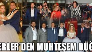ŞENERLER'DEN MUHTEŞEM DÜĞÜN!
