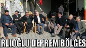BAKIRLIOĞLU DEPREM BÖLGESİNDE!