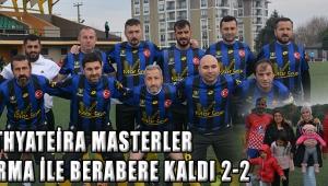 THYATEİRA MASTERLER BANDIRMA İLE BERABERE KALDI 2-2