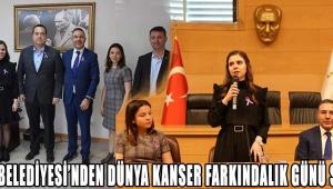 Akhisar Belediyesi'nden Dünya Kanser Farkındalık Günü semineri!