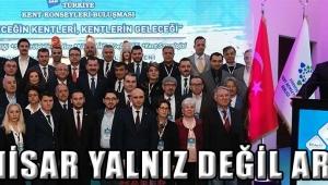 'AKHİSAR YALNIZ DEĞİL ARTIK'