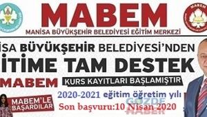 MABEM 2020-2021 YKS-LGS ÖN KAYITLARI BAŞLADI !!!!