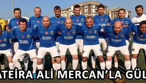 THYATEİRA ALİ MERCAN'LA GÜLDÜ !