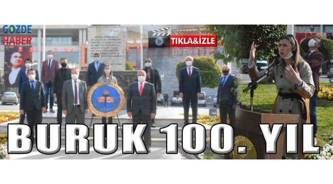 BURUK 100. YIL