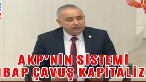 AKP'NİN SİSTEMİ