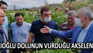 BAKIRLIOĞLU DOLUNUN VURDUĞU AKSELENDİ'DE !