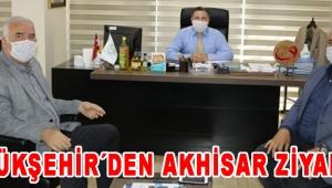 Büyükşehir´den Akhisar Ziyareti