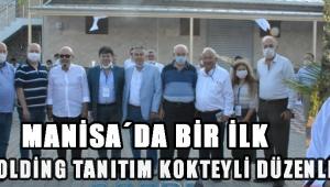 3H HOLDİNG TANITIM KOKTEYLİ DÜZENLENDİ!