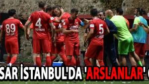 Akhisar İstanbul'da 'Arslanlar' Gibi !