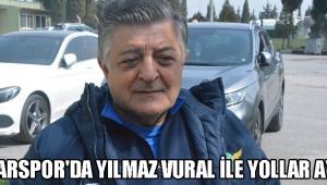 Akhisarspor'da Yılmaz Vural ile Yollar Ayrıldı!