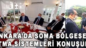 Ankara'da Soma Bölgesel Isıtma Sistemleri Konuşuldu!