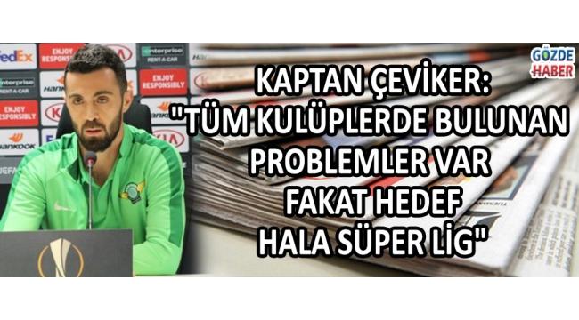 Kaptan Çeviker: