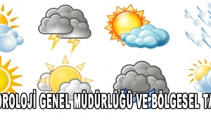 Meteoroloji Genel Müdürlüğü ve Bölgesel Tahmini