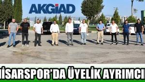 Akhisarspor'da Üyelik Ayrımcılığı!