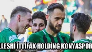 Cikalleshi İttifak Holding Konyaspor'da